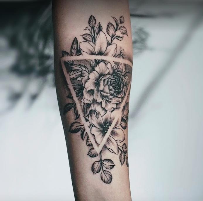 portrait tattoo lübeck elea tattoo